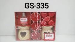 GS-335 Aroma Diffuser & Candle Gift Set