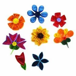 Faircon Party, Event Handmade Paper Flower, Quantity Per Pack: 12 Piece
