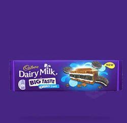 Cadbury Dairy Milk Big Taste Oreo Crunch
