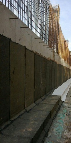 Retaining Wall Waterproofing For Membrane