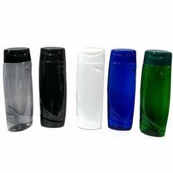 PP Colored Shampoo Bottle