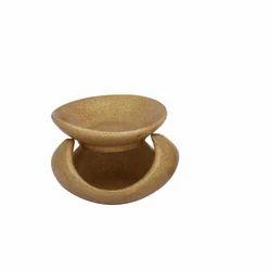 Ceramic Vista Tea Lite Aroma Diffuser