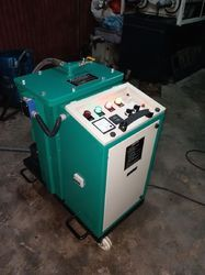 Electrostatic Oil Cleaner Machine
