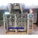 Two Track Detergent Powder VFFS Machine