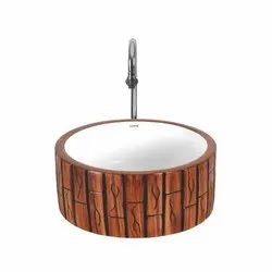 E-3 Designer Table Top Wash Basin