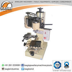 Single Head Vertical Jewelry Faceting And Milling Machine