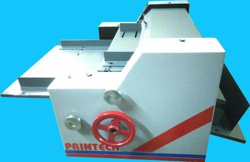 Business card cutting machine printech machineries manufacturer business card cutting machine reheart Images