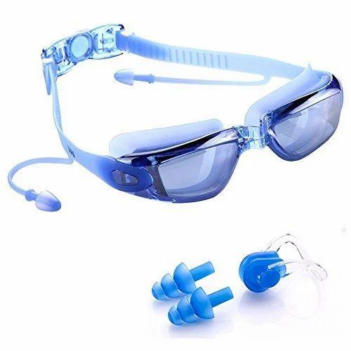 a12fc1bef48 Blue Optical Swimming Goggle