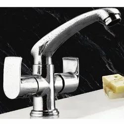 Water Fall Series Center Hole Basin Mixer
