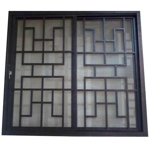 Galvanized Mild Steel Window