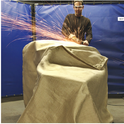 Fiberglass Welding Blankets