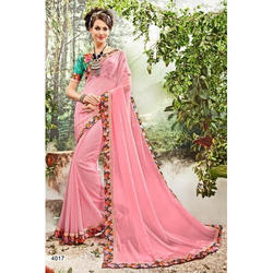 Wedding Wear Fancy Georgette Saree