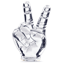 Crystal Victory Award Trophies, Size: 3.75 Inch