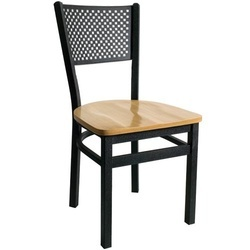 Black Maze Restaurant Chair