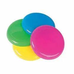 Plastic Round Sixer Flying Disc
