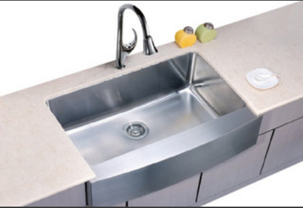 Attrayant Franke Stainless Steel Farmhouse Sink