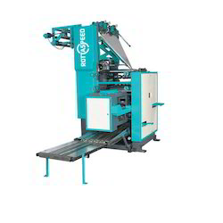 Folding Unit for Book Printing Machine