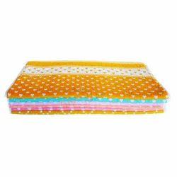 Cotton Glamour Terry Bath Towel ( Polo Bath Towel), 500 Gram, Size: 30