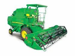 John Deere Tractor Mini Harvester