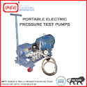 Portable Electric Pressure Test Pumps