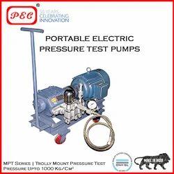 Portable Electric Pressure Test Pumps