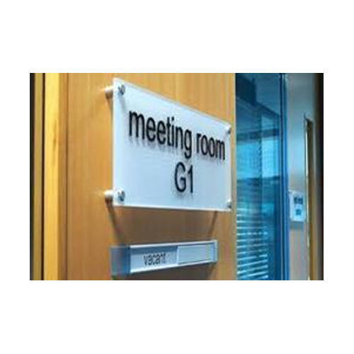 meeting room name plates name plates arya enterprises nashik