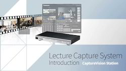 Lumens VS-LC102 Lecture Capture System