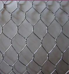 Medium SS Hexagonal Wire Mesh