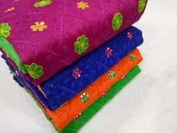 Silk Embroidered Traditional Dress, Everyone