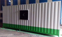Comfort Prefabricated Office Container