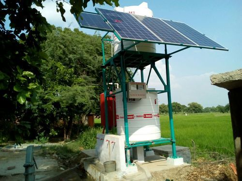 Solar Water Filtration System