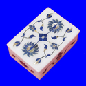 White Marble Jewelry Boxes