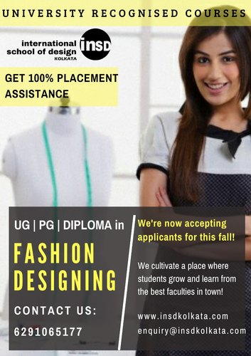 International School Designing Kolkata School College Coaching Tuition Hobby Classes Of Course In Fashion Design And Course In Jewellery Design