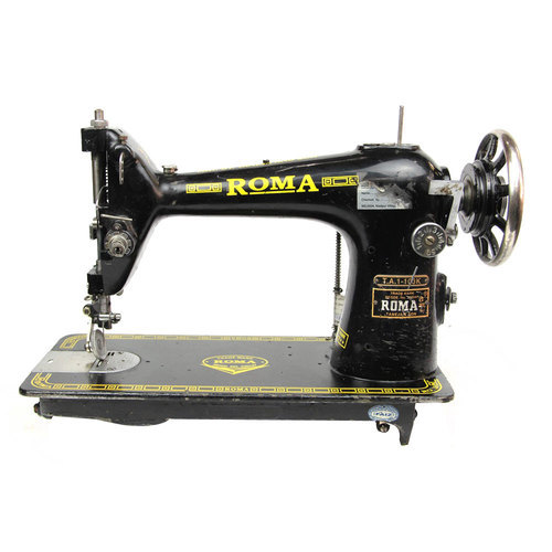 Roma Sewing Machine Modal 40 K For Household Rs 40 Piece ID Amazing Old Sewing Machine