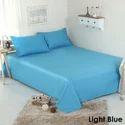 Plain Bed Sheets Single