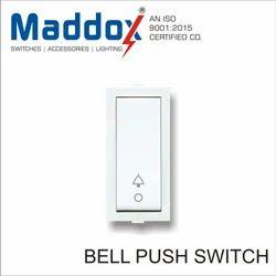 Maddox Rocker Bell Push Modular Switch