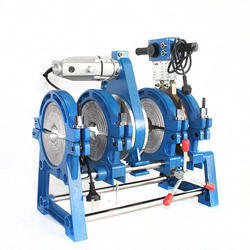 HDPE Pipe Welding Manual Machine Set