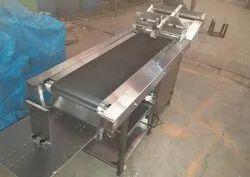 Tirupati Engineering SS 304 Label Carton Pouch Feeder Inkjet Coding Machine