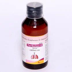 Hydrochloride Guaiphenesin Salbutamol Sulphate Syrup