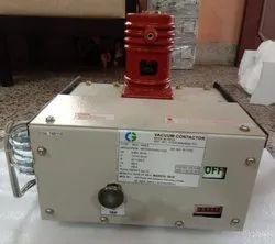 Contactor - Crompton make Vacuum Contactor 6.6KV, 400Amp, MVC-400LS