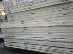 PUF Panel Sheets, Thickness: 30mm To 100mm