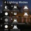 20 Cool LED Solar Sensor Light