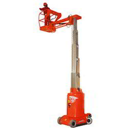 Self Propelled Mast Lift Aerial Work Platform
