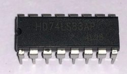 Ordering Information IC HD74LS83AP RENESAS