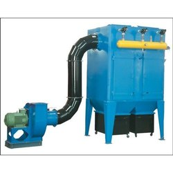 Reverse Pulse Jet Dust Collector