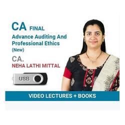 Advance Auditing and Professional Ethics Video Lecture