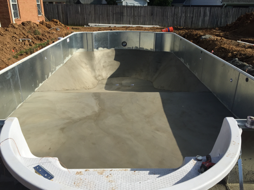 Vermiculite for Swimming Pool Lining