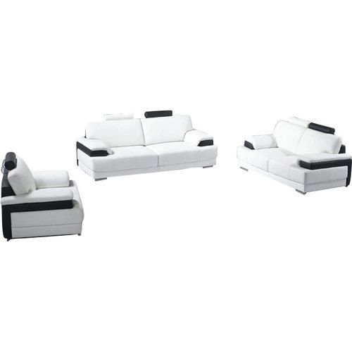 Sal Wood Fancy Sofa Set