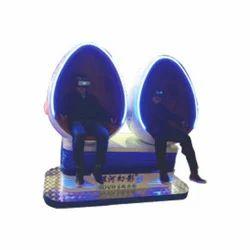 VR Egg Capsule Game Machine