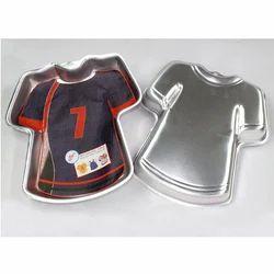 T-Shirt Cake Pans
